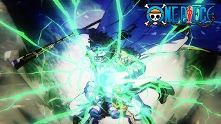 Oden vs Whitebeard | One Piece