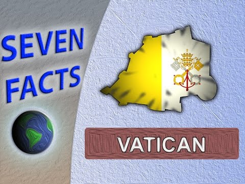 7 Facts about Vatican