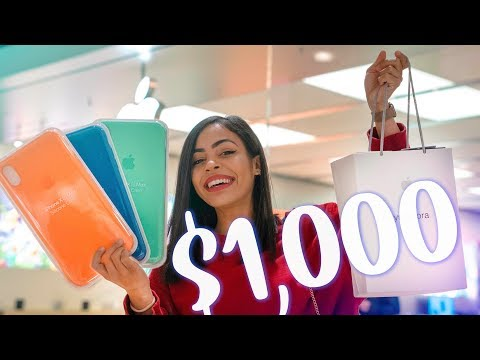 I Wasted $1000 At The Apple Store!