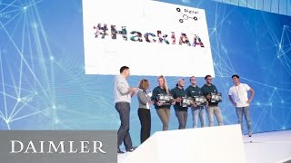 DigitalLife@Daimler  Hack IAA