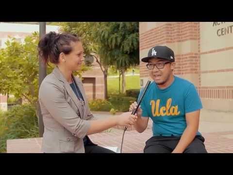 UCLA Campus Tour