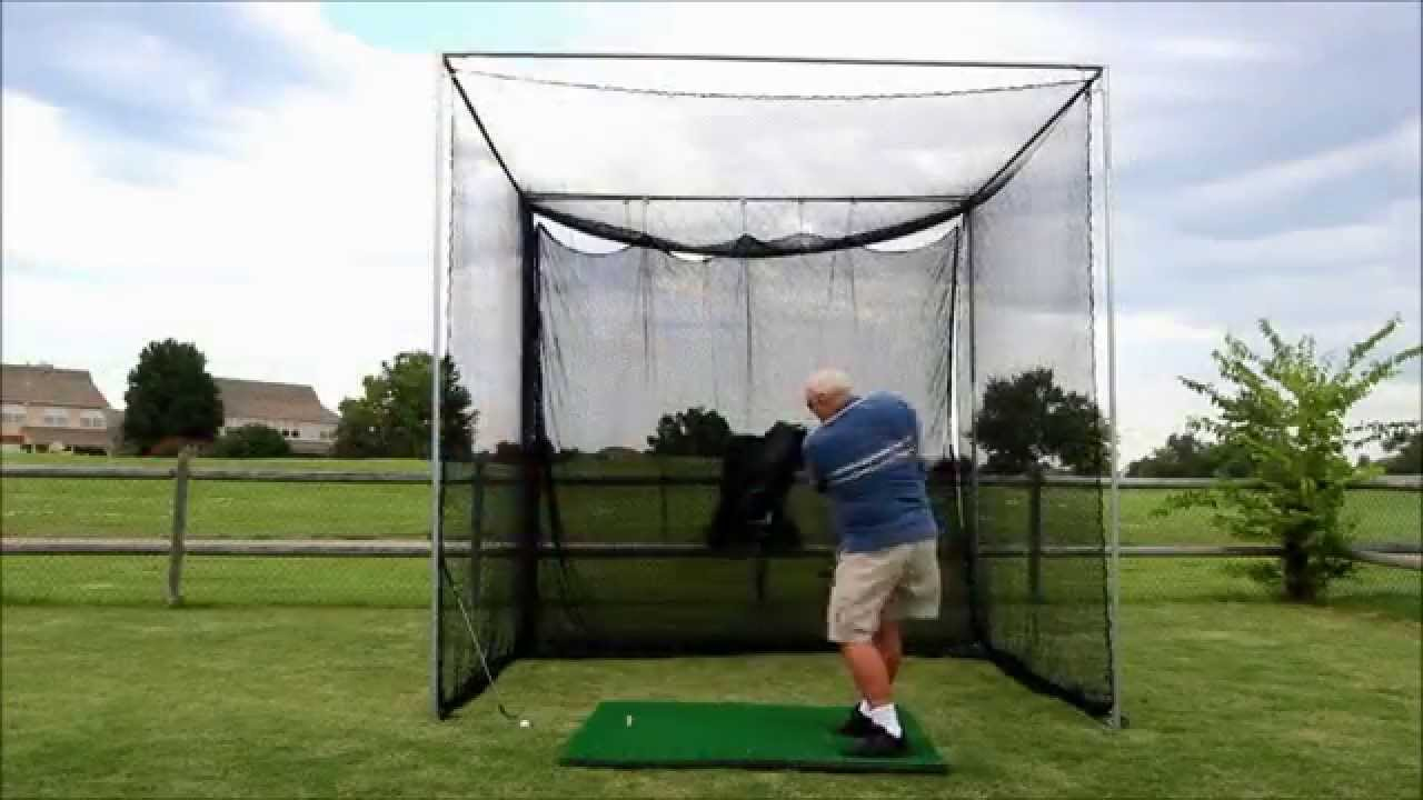 cimarron masters golf net youtube