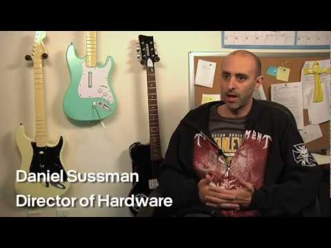 Rock Band: Manufacturing the Hardware