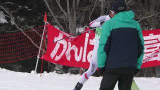 クロスカントリー リレー 成年男子-3【4KウルトラHD】にいがた妙高はね馬国体 2018.2.28