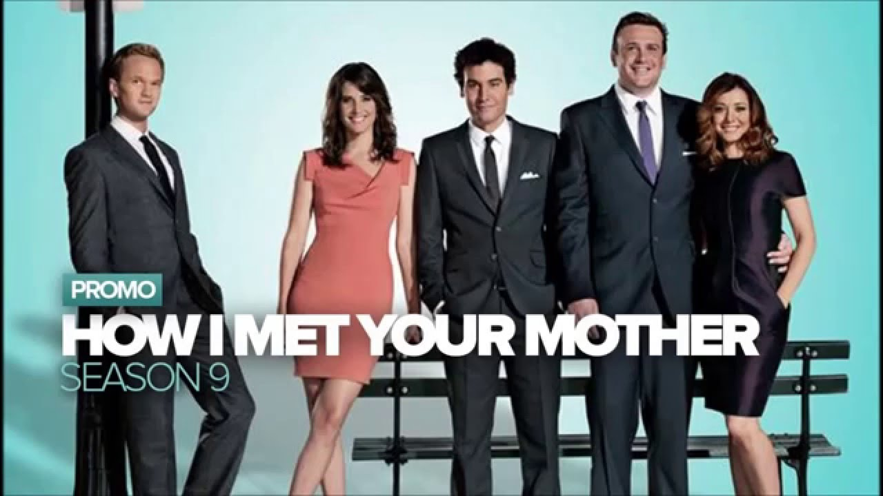 Watch This: How I Met Your Mother Season 9 Promo - YouTube