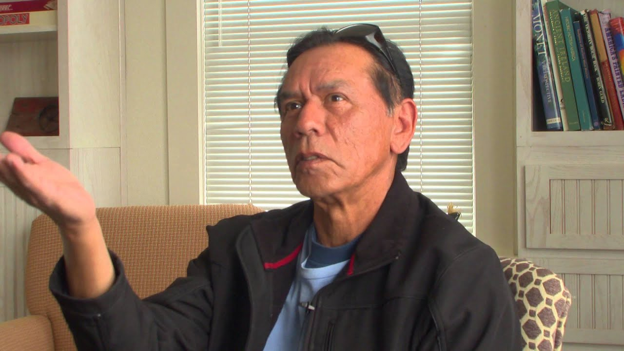 Wes Studi Interview - 2014 Durango Independent Film Festival