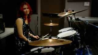 Parabola - Tool - HD Drum Cover By Devikah