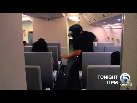 TSA is training flight attendants to fight back if a terror attack occurs