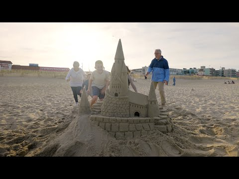 Find Your Happiness (Sandcastle)