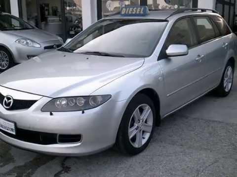 Mazda 6 Sw 2.0 td Leather & Bose - Autometropoli.it - YouTube