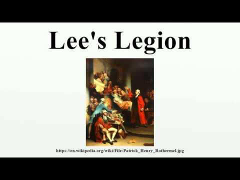 Lee's Legion