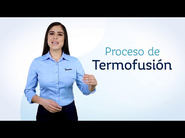 Proceso de Termofusión de Tuboplus