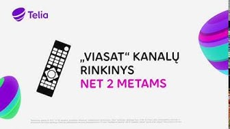 Telia IPTV + Viasat