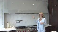 Tour of a modern kitchen reno in the Toronto area
