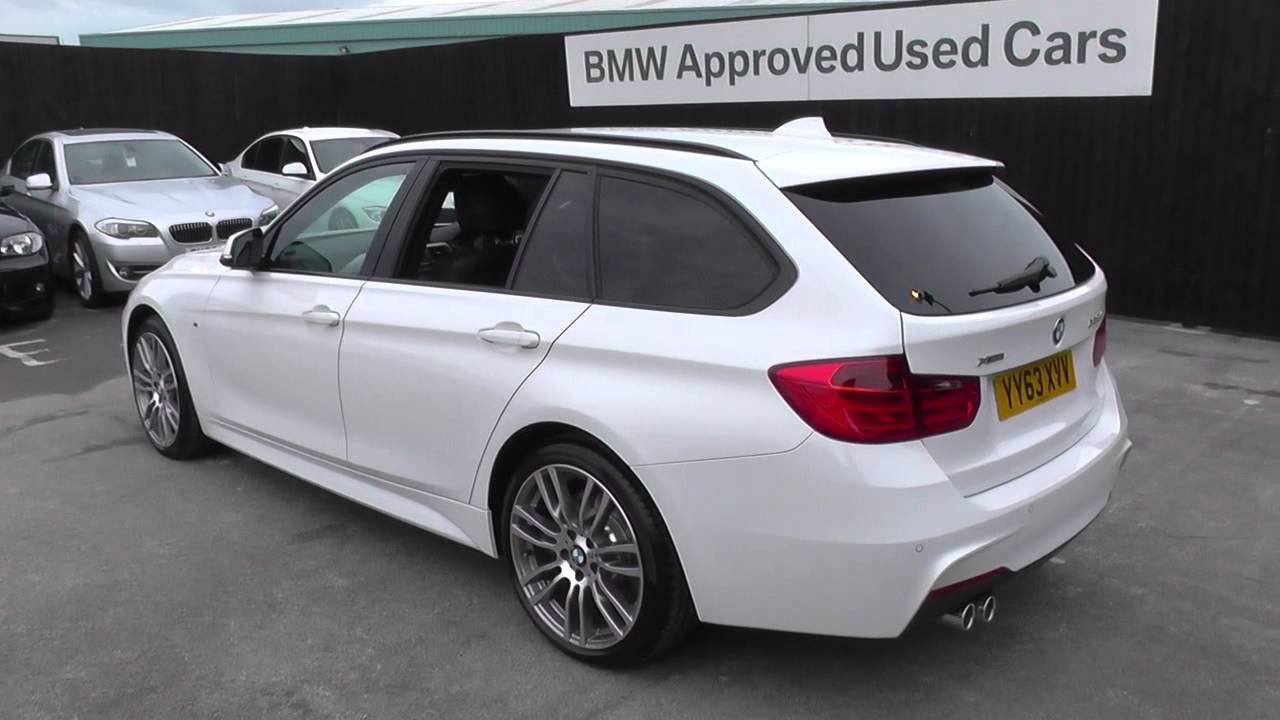 Bmw 3 Series 335d Xdrive M Sport 5dr Step Auto Prof Media