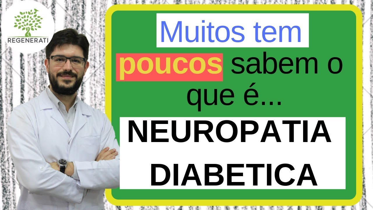 Você é com como neuropatia diagnosticado