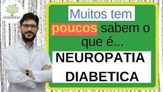 Inchaço causar neuropatia pode diabética