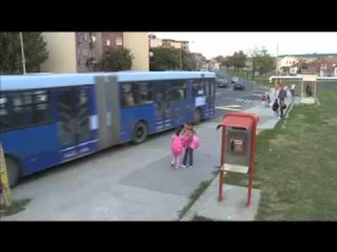 BALKAN EXPRESS TRAILER No73  SUMANDIA - SERBIA
