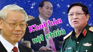 Sau quốc tang Trần Đại Quang, TBT Trọng đôn gấp Ngô Xuân Lịch lên CTN, khai hỏa cuộc nội chiến