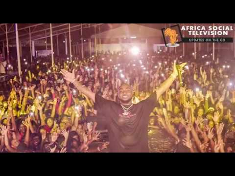 DAVIDO WOWS 10,000 FANS IN SURINAME, SOUTH AMERICA WITH UNFORGETTABLE PERFORMANCE