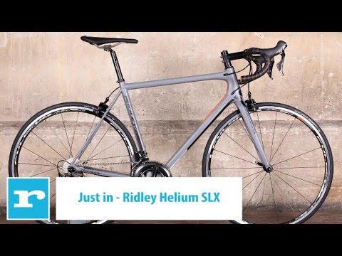 05af16cfac5 Just in - Ridley Helium SLX - YouTube