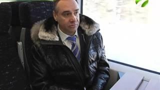 В Тюменской областной Думе прошел День Свердловской железной дороги