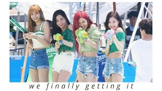 blackpink vines bc we finally getting the comeback