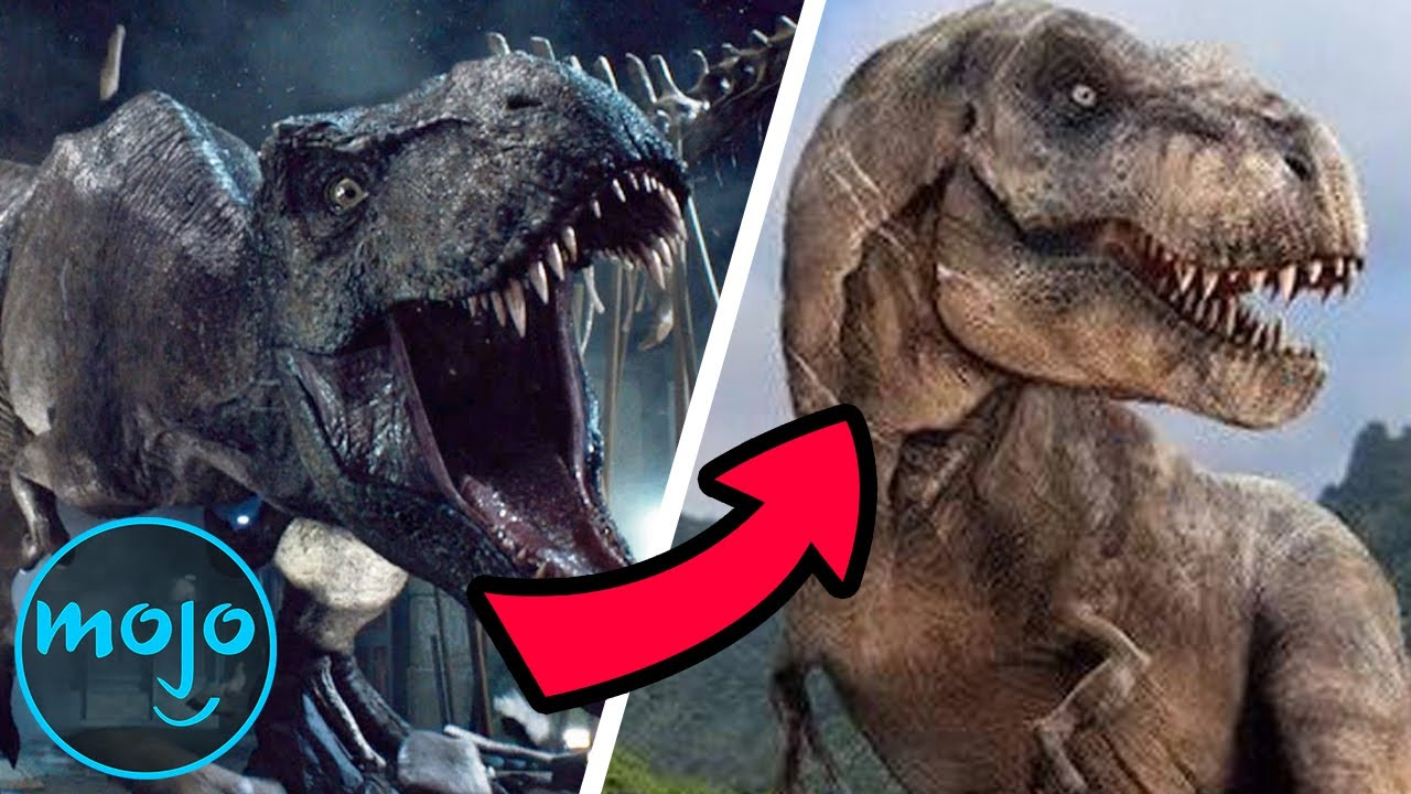 Top 10 Easter Eggs in Jurassic Park Movies