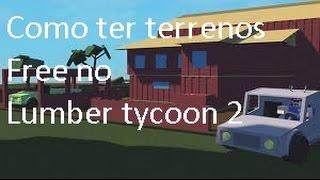 Glitch Terreno Free (Lumber Tycoon 2) Roblox