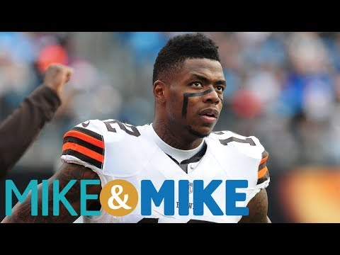 Booger McFarland says Gordon shouldn't be in NFL | Mike and Mike | ESPN