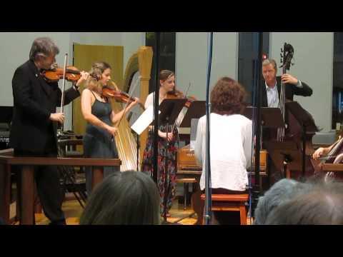 Vivaldi, Four Seasons, Largo, Allegro from Spring, March 31, 2015, Houston Texas