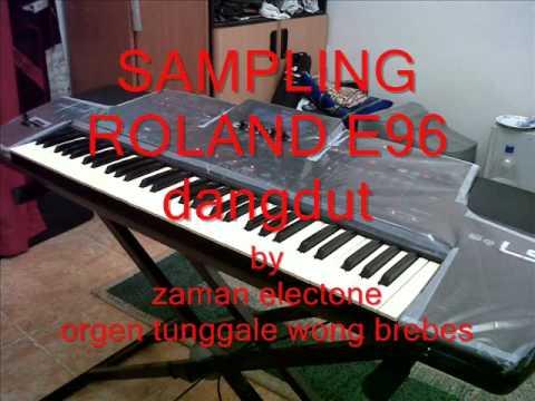 SAMPLING DANGDUT ROLAND E96 BY WONG BREBES