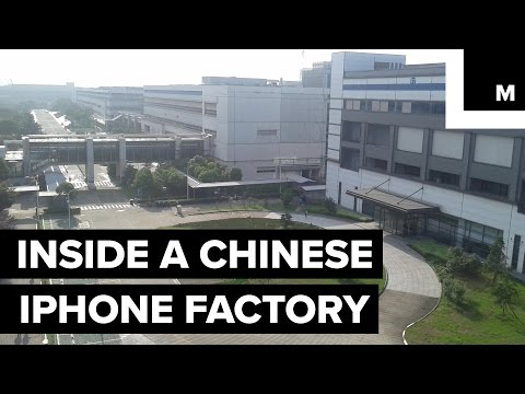 NYU student went undercover as a worker in a Chinese iPhone factory