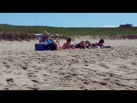 Provincetown, MA beach