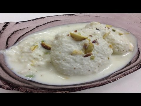 Rasgulla Rasmalai Recipe In Hindi |  Diwali Sweet Special How To Make Rasgulla Rasmalai