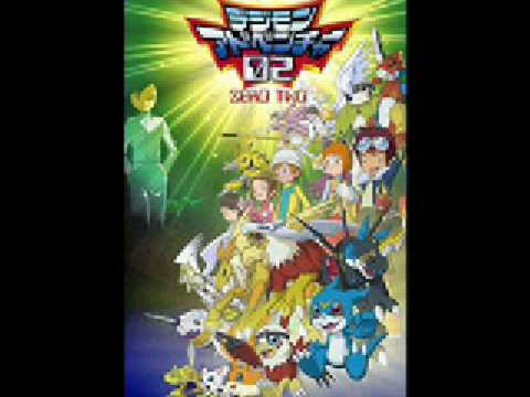 One vision digimon lyrics