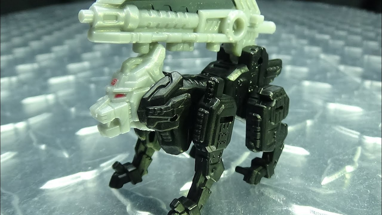 Transformers Siege Battlemaster Lionizer NEW
