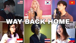 Download Lagu Who Sang It Better : way Back Home [English Ver ] (us,korea,vietnam,thailand,indo,philippines) mp3