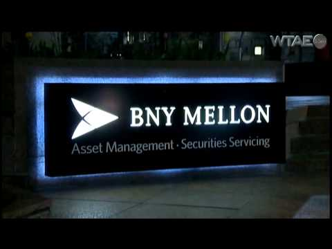 Executive at BNY Mellon arrested for child porn
