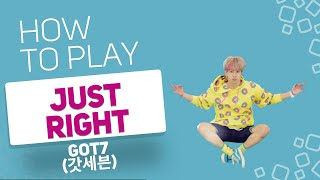 GOT7 (갓세븐) - Just Right | SUPER PADS KIT G7