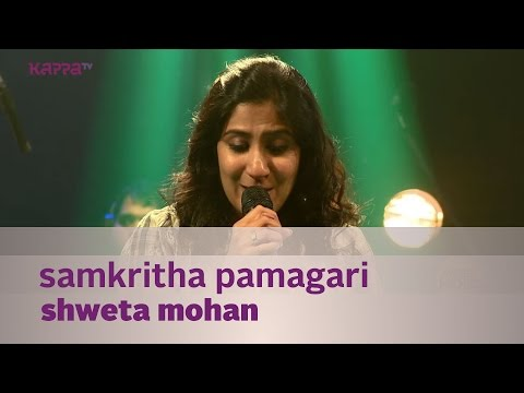 Samkritha Pamagari - Shweta Mohan f. Bennet & the band - Music Mojo - Kappa TV