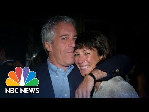 Epstein Associate Ghislaine Maxwell Pleads Not Guilty, Is Denied Bail | NBC Nightly News