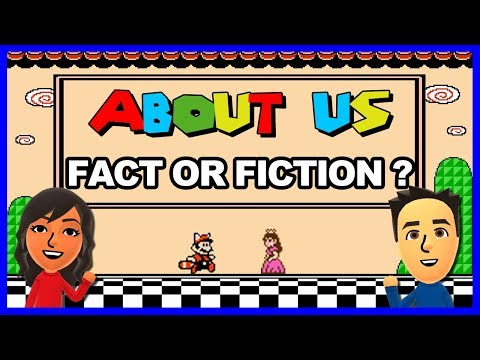 Fact Or Fiction? {CLOSED} WIN A $20 eshop giftcard - New Set & Live Stream Announcements - NPC