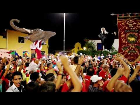 Bloco do Elefante 2017 em Olinda