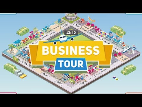 Business Tour #1 | Un fel de monopoly!