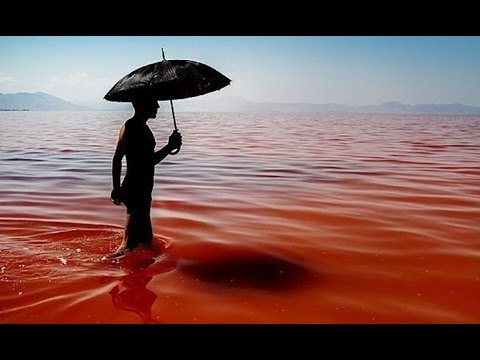 Prophetic News Headlines: Iran Waters Turn Blood Red; Earthquakes and More!