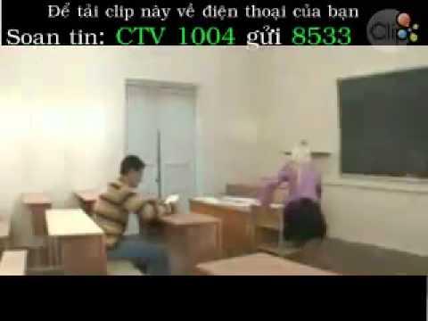 clip hot girl khoe vong` 3