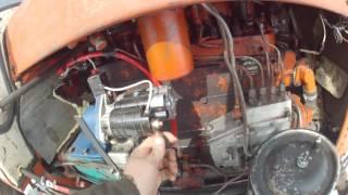 Переходник с ПД на стартер на трактор ЮМЗ-6