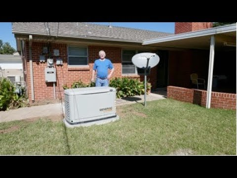 Our New Generac 16KW Home Generator by Ken & Joanne