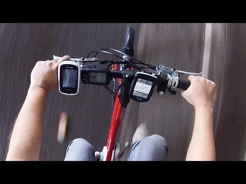 Navigationssysteme für Radfahrer im Test from YouTube · Duration:  3 minutes 7 seconds